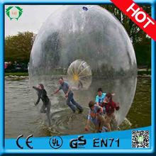 HI Popular hot selling bubble ball water/water polo ball
