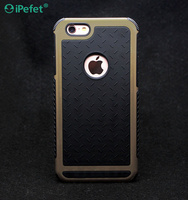Hot Sale 3D Polycarbonate mobile cover for iPhone 6s back case