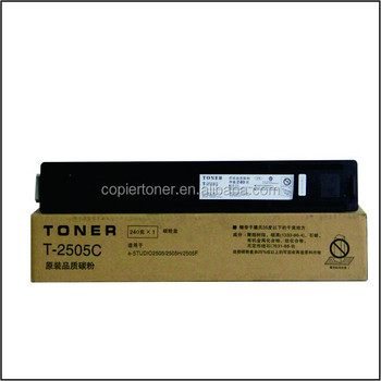 toner cartridge T-2505C for Toshiba