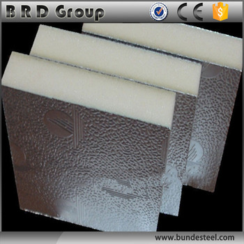 Storage Freezers Warehouse Polyurethane Foam Panel