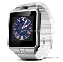 Cheaper DZ09 smart watch bluetooth watch connect with android mobile phone