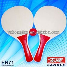 plastic wooden MDF carbon rackets set beach tennis racket hot sale inflatable & portable volleyball net