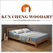 cheap price wooden bed/Solid timber wooden bed/korea furniture