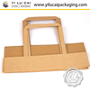 Yilucai Kraft Flat Paper Bag Handle
