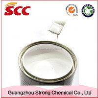 Car dent repairing good filling performance epoxy steel auto poly putty