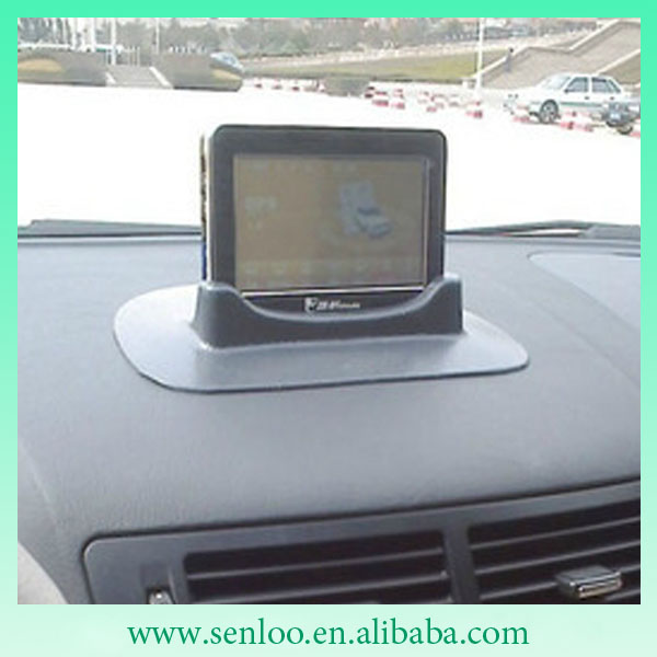Hands-free china mobile phone dash mount for car dashboard