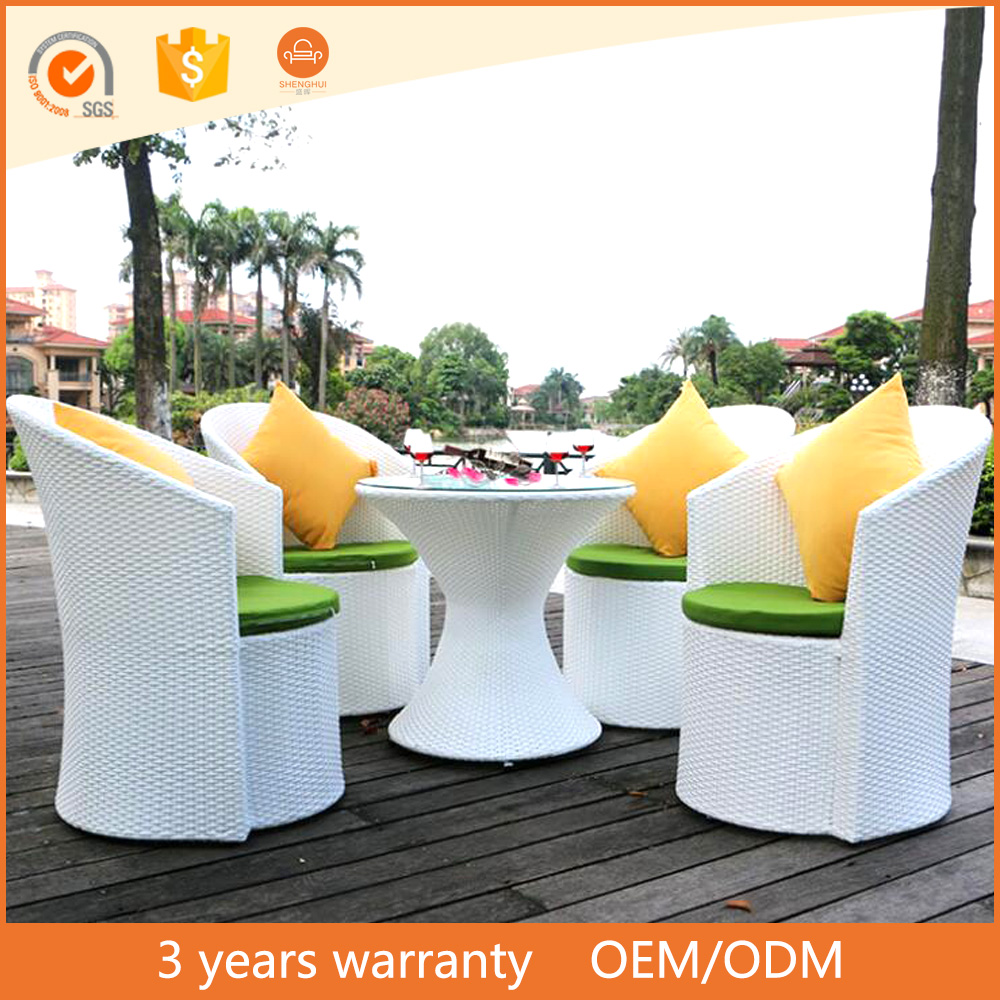 Low Price Modern Tea Table And Chairs Set Leisure Life Outdoor Furniture