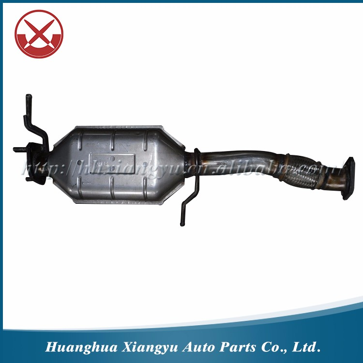 Factory Direct Sales Exhaust Flex Pipe For Catalytic Converter