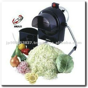 Vegetable mini slicer and chopper DX-100 for cut vegetables