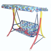 children kids hanging swing chair / metal garden swings / indoor outdoor swing chair