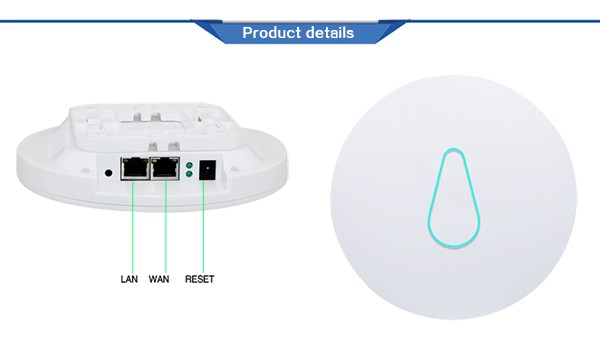 300M Wireless fast Ceiling Mount Router wifi access point