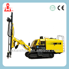 High pressure portable rock drilling machine horizontal drilling machine