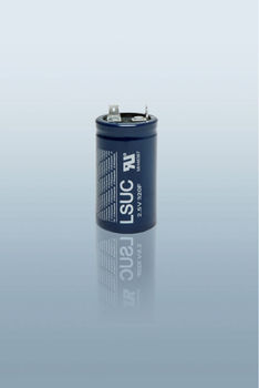 320F / 2.5V(EDLC) LS Ultra Capacitor-PC Series