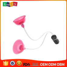 Sex Toys Electric Nipple Sucking Professional Massager Pump Fuller Medela Size Matters Breast Enhancement System Enlargement
