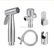 Stainless Steel Bidet Sprayer Bathroom Accessories