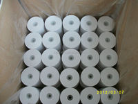 "2 1/4"" x 150' Thermal Paper Cash Register Receipt POS Roll 50 Rolls Case"