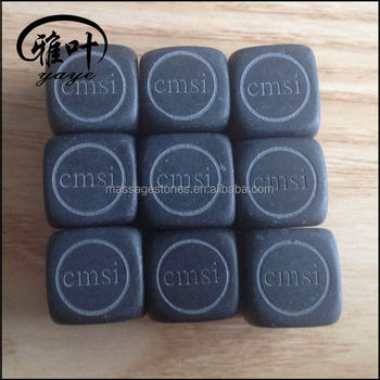 customized engraved whiskey stone for business promotional gift
