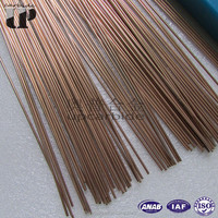 Manufacture supply 5%,10%,15% Ag tungsten carbide welding rod/brass scrap rod/copper wire for sale