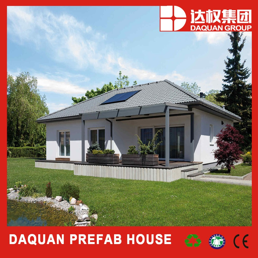 Export Prefab House/Modern Prefabricated Houses/Prefab Kit Homes