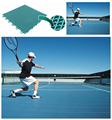 SUGE Suspended Tennis Court Flooring Interlocking Mat