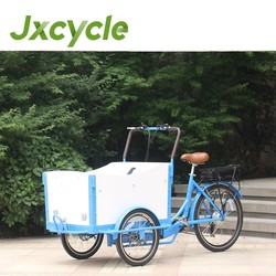 Unusual electric tricycle for cargo cargo tricycle for sale van cargo tricycle