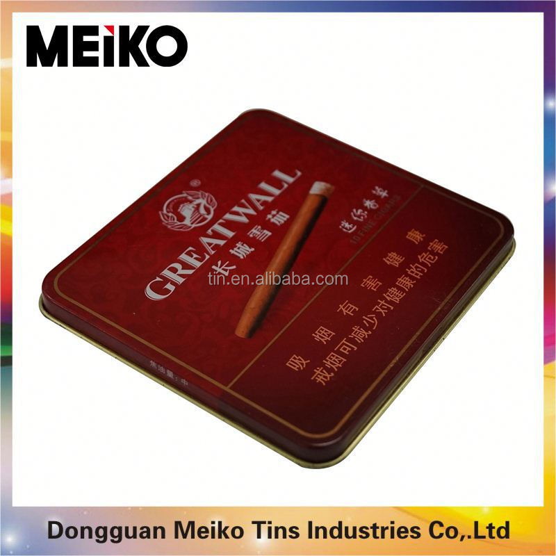 cigarette packaging materials