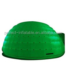 New design inflatable lawn dome tent inflatable air dome tent for sale