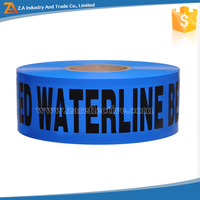 Underground Aluminum Detectable Warning Tape/Caution Tape/Marking Tape