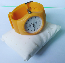 Customer design plastic watch with their logo