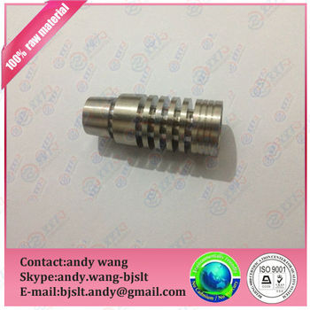 titanium power 14mm 18mm domeless titanium nail male joint