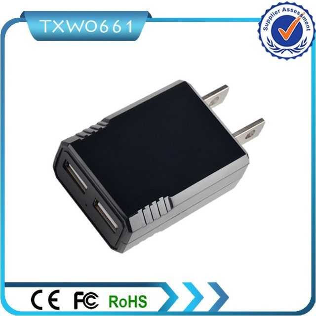 USA 2 USB Ports Charger For Philips Wall Charger