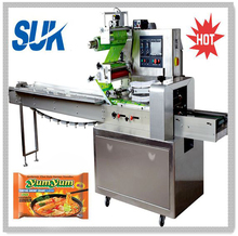 Automatic Instant Noodle/ Spaghetti Packaging Machinery (PLC control)