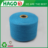 best sell Recycled cotton yarn price from wenzhou
