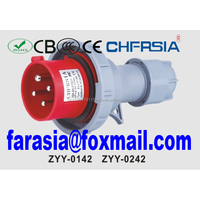 IEC CEE 16a Waterproof Industrial Plug