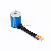 Hot Sale 3650 4Poles 5200KV Brushless Sensorless Motor for 1/10 RC Car Boat