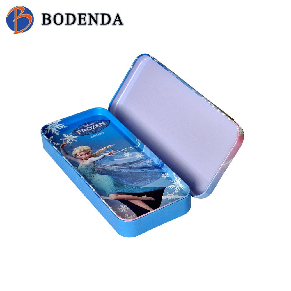 hot sale metal tin pencil box