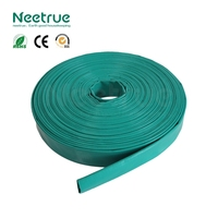 pvc flexible plastic 2 inch irrigation tube
