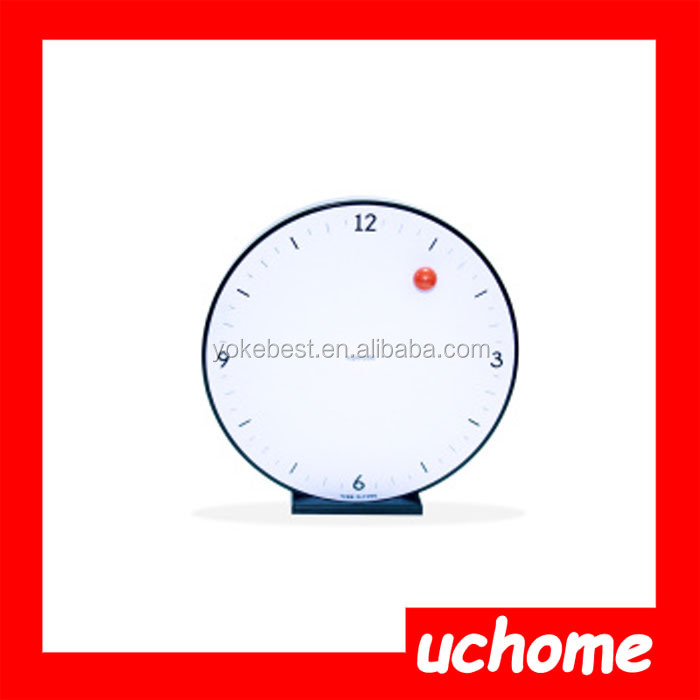 UCHOME Desk or wall clock magnet moveable ball clock
