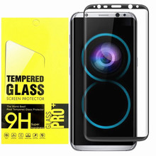 Accessories Factory In Guangzhou Ultra Clear Film Tempered Glass Screen Protector For Samsung galaxy S8 Note 8,S8 tempered glass