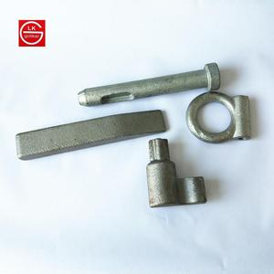 Special Customized Hot Forging Drop Forged Steel Part