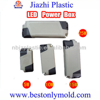 PC and TPE overmolding LED lamp battery case