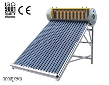 Pressurized Copper Heat Pipe Solar Boiler