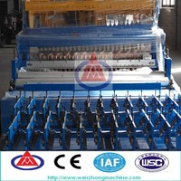 Reinforced Mesh Making Machine