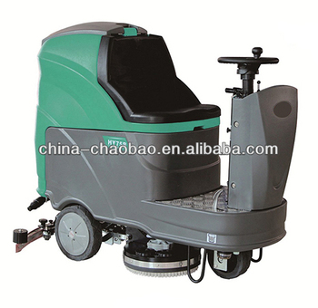 Industrial Automatic Floor Scrubbers Dryer Floor Scrubber Floor - Floor scrubers