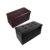 2017 solid color foldable ottoman bench with storage