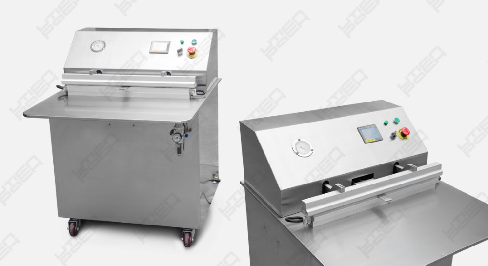 Desktop Vacuum / Gas Filling Packing Machine