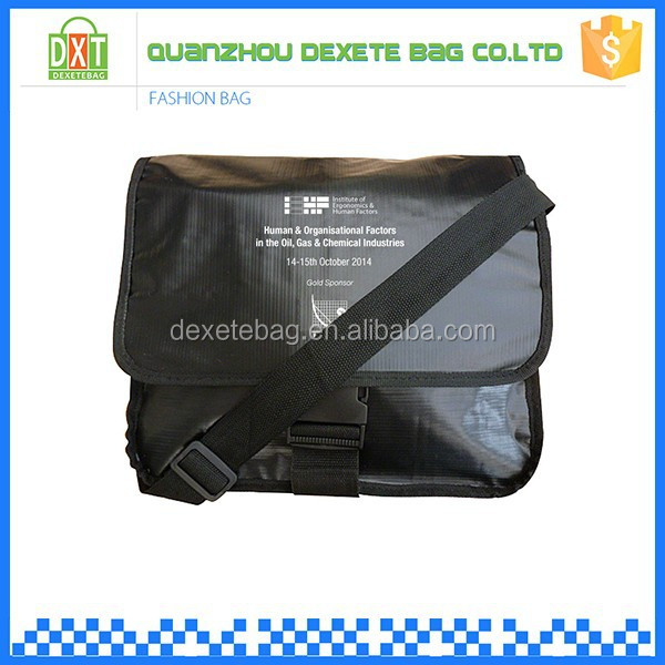Tarpaulin material factory wholesale price kids briefcases