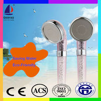 C-138-6 Cixi Qianyao best selling lovely pink negative ion shower head