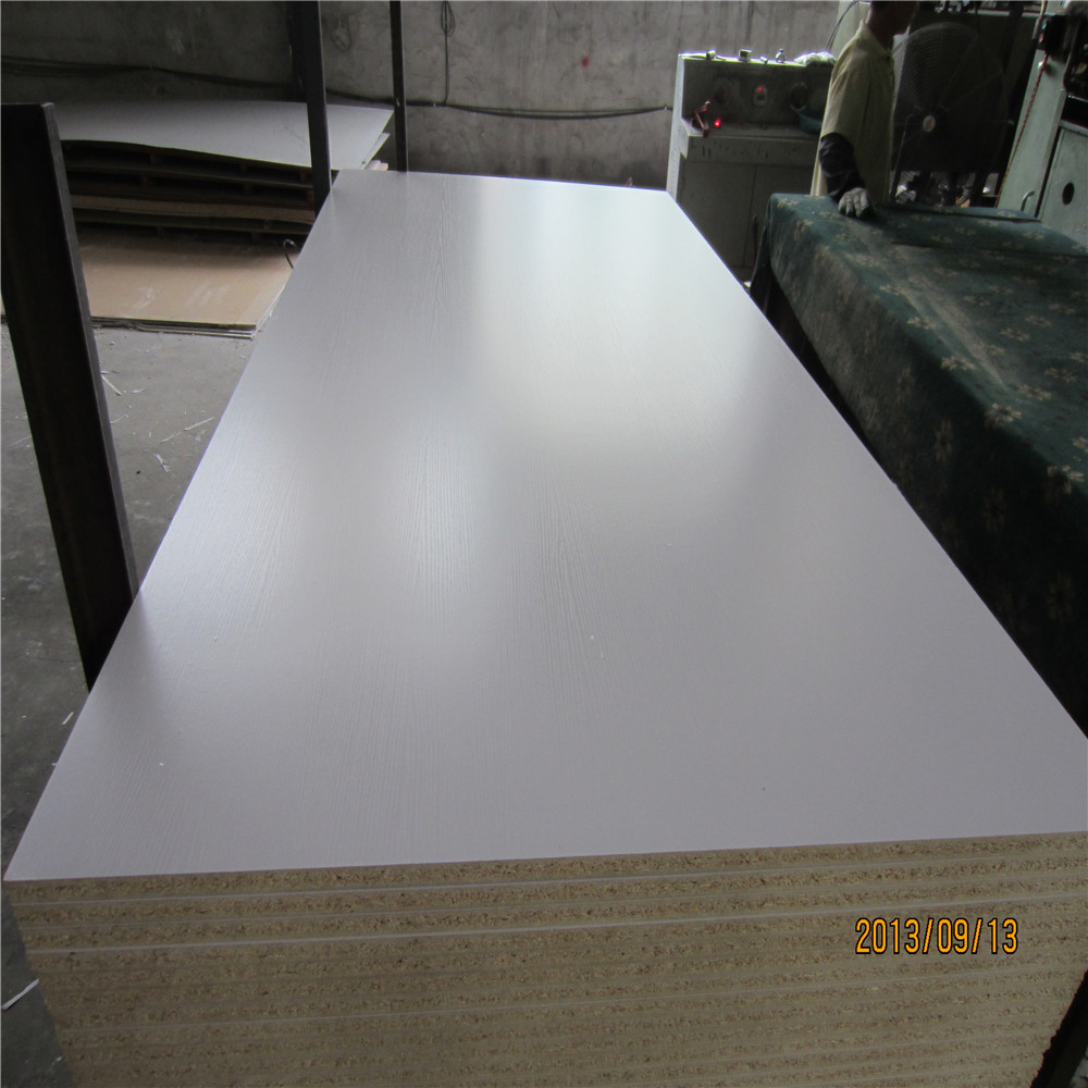 White Laminated Particle Board ~ Mm white chipboard melamine particle board walnut