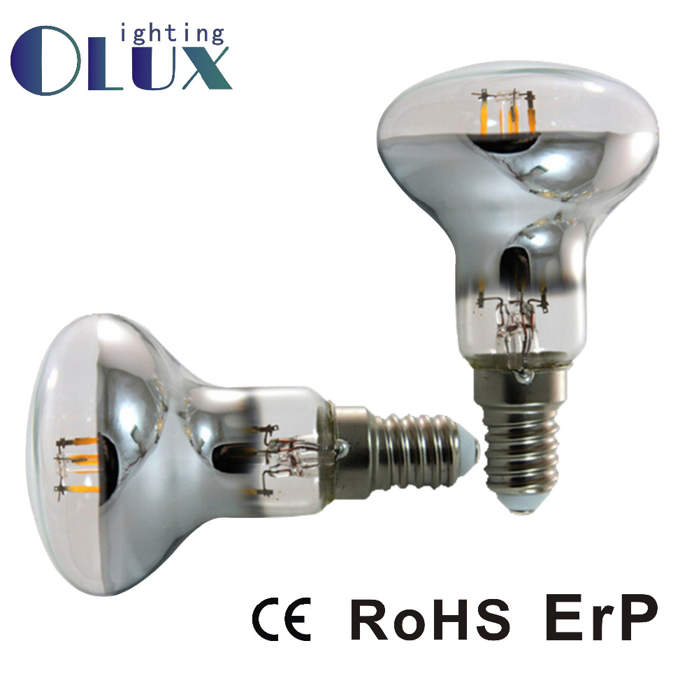 Standard Reflector 4w Led Reflector Filament Bulbs Cata Filament E27 R50 Led Bulb Light R50 Frosted Reflector Bulbs